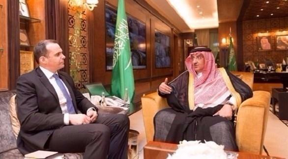 وزير الداخلية السعودي يبحث مع مبعوث ترامب تطورات الحرب ضد 201742505761909W.jpg