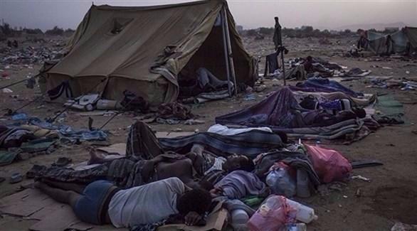 الهجرة الدولية: 3.3 ملايين يمني اضطروا لترك منازلهم منذ 2015
