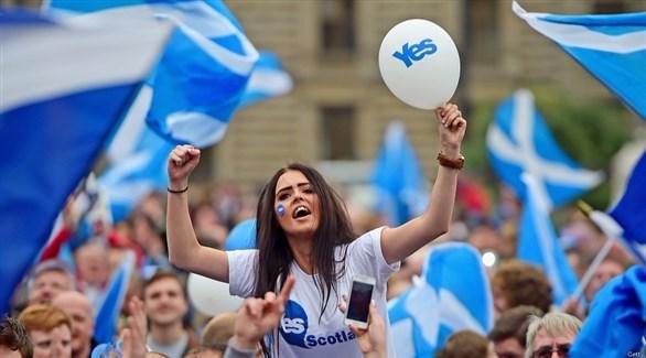أغلبية الاسكتلنديين لا يريدون استفتاء آخر على الاستقلال 201742583542257IP.jp