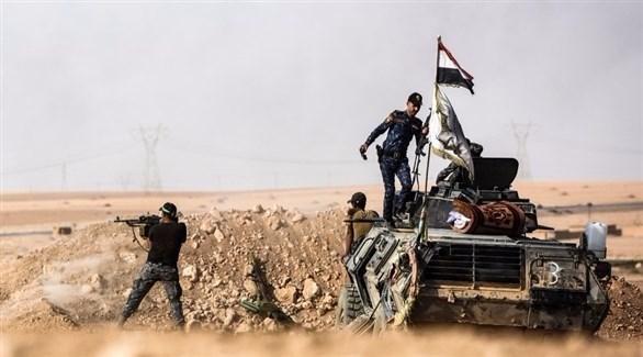 العراق: هروب قيادياً من داعش نحو الحدود السورية 2017425857853G8.jpg