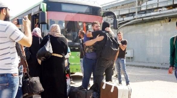 استعدادات لتهجير سابع دفعة من الوعر نحو الشمال السوري 2017429104842768DZ.j