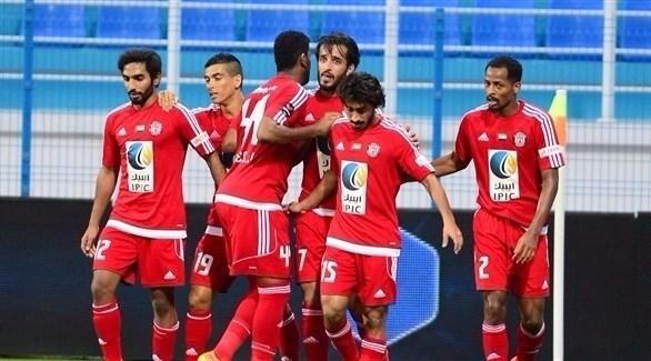 الشارع الرياضي الإماراتي يهنئ الجزيرة على لقب دوري الخليج العربي