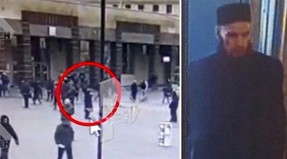 نتيجة بحث الصور عن تفجير مترو سانت بطرسبرغ الاشتباه