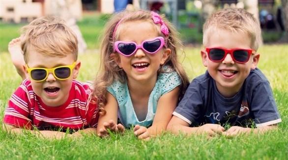 النظارة الشمسية المثالية للأطفال