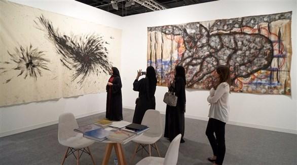 """إطلاق مسابقة """"مشروع أجنحة فن أبوظبي"""" 20176191314916I1.jpg"""