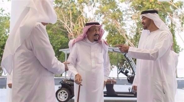 الإمارات والسعودية تقفان في خندق واحد لمقـابلـة التحديات — ولي عهد أبوظبي