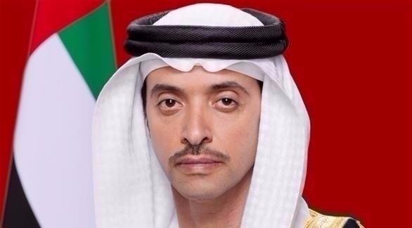 الشيخ هزاع بن زايد آل نهيان (أرشيف)