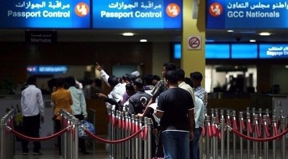 إحصائيات المسافرين عبر مطار دبي خلال عطلة العيد (أرشيف)