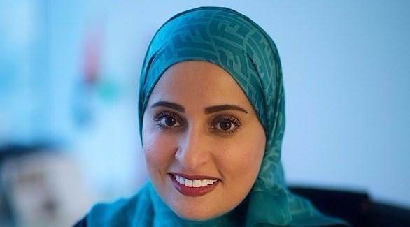 وزيرة الدولة للسعادة عهود بنت خلفان الرومي (أرشيف)