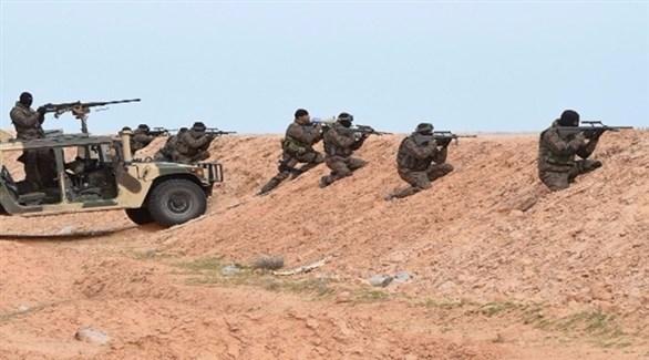 تونس: الجيش يتبادل إطلاق نار مع مسلحين مهربين جنوب البلاد