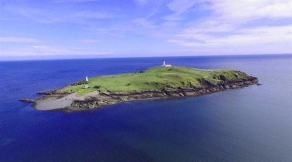 جزيرة ليتل روس في اسكوتلندا (التلغراف)