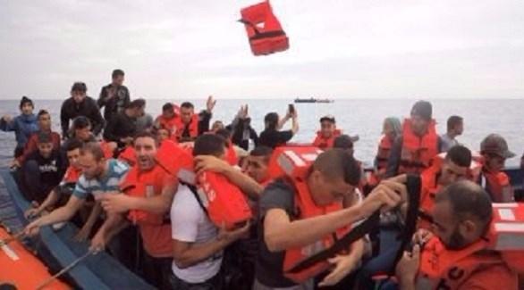 أزمة المهاجرين في إيطاليا (أرشيف)