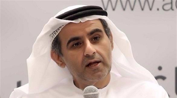 مدير عام شركة أبوظبي للإعلام الدكتور علي بن تميم (أرشيف)