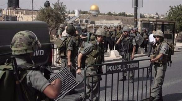 انتهاكات الحتلال الإسرائيلي في القدس (أرشيف)