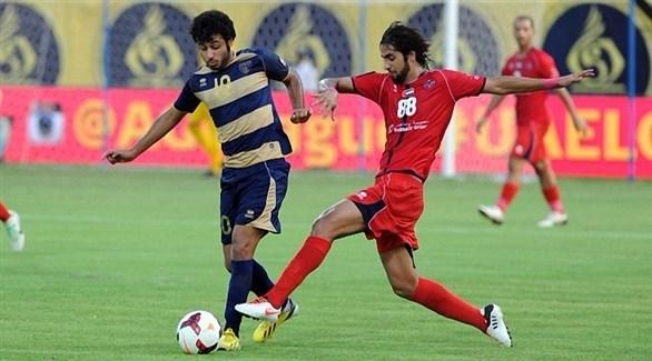 من مباريات نادي دبي (أرشيف)