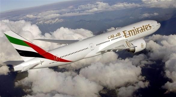 طيران الإمارات (أرشيف)