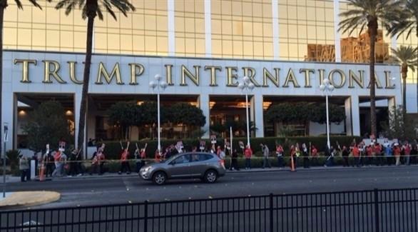 فندق ترامب الدولي (أرشيف)