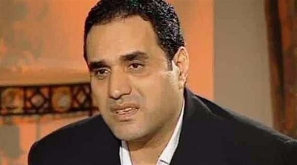 المطرب المصري طارق فؤاد (أرشيف)