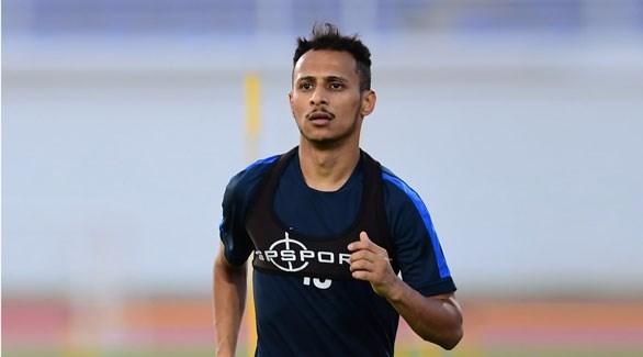 اللاعب الإماراتي خالد عبدالرحمن (أرشيف)