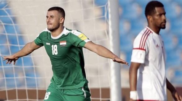مباراة الإمارات والعراق (الاتحاد الآسيوي)