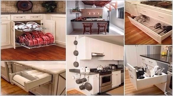 أفكار وحيل لتصميم ديكور المطبخ (أميزنغ إنتيرير ديزاين)