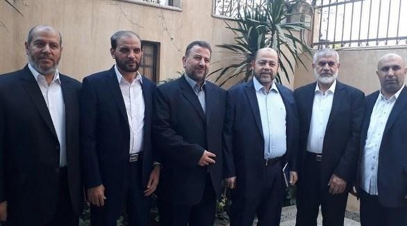 وفد من حماس زار القاهرة الأسبوع الماضي (أرشيف)