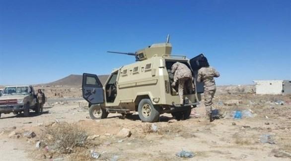قوات من الجيش اليمني (أرشيف)
