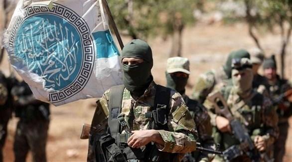 مسلحون في هيئة تحرير الشام (أرشيف)