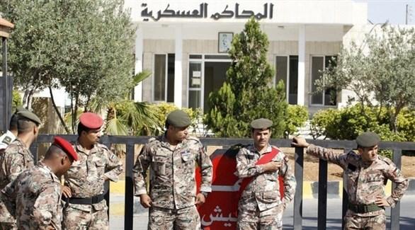 عناصر أمن أردنية (أرشيف)