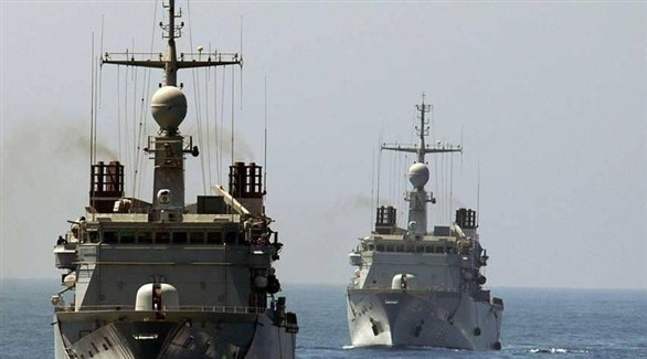 قوة تابعة للبحرية الملكية المغربية (أرشيف)