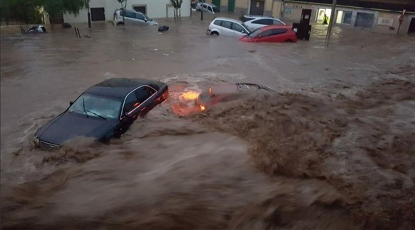 فيضانات تتسبب في سقوط قتلى بجزيرة مايوركا الأسبانية (أرشيف)