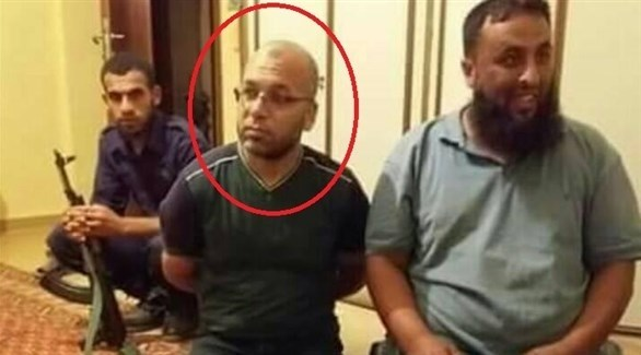 صفوت زيدان، الحارس الشخصي للإرهابي المصري هشام عشماوي