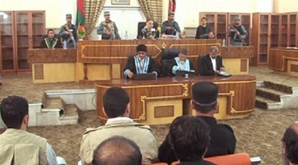 هيئة محكمة أفغانية (أرشيف)
