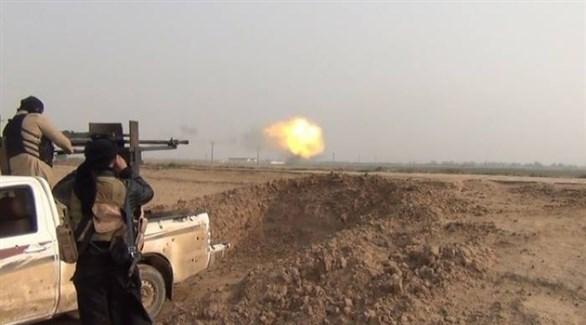 عناصر من داعش في دير الزور (أرشيف)