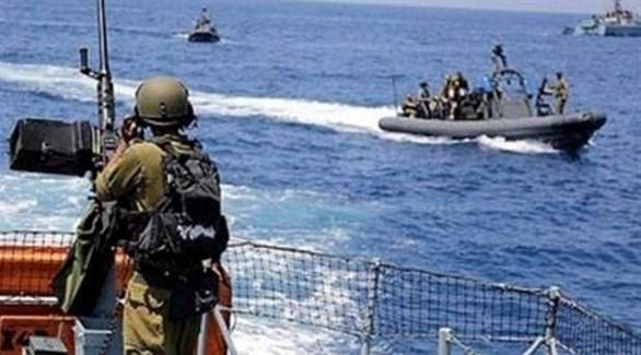جنود من البحرية الإسرائيلية (أرشيف)