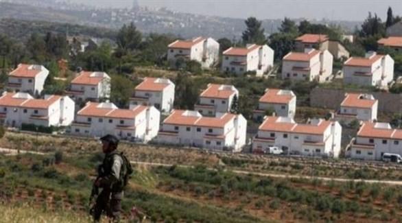 مستوطنات قرب غزة (أرشيف)