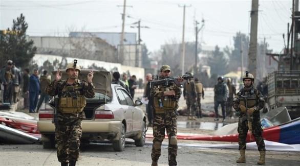 هجوم سابق في أفغانستان (أرشيف)