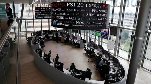 سوق الأسهم الأوروبية (أرشيف)