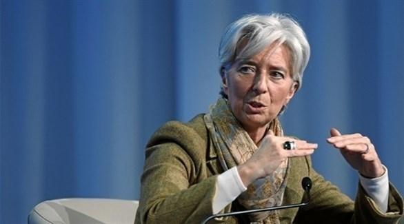 مديرة صندوق النقد الدولي، كريستين لاجارد (أرشيف)
