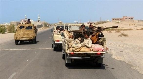 قوات  من الجيش الوطني اليمني (أرشيف)