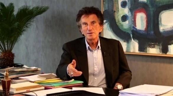 رئيس معهد العالم العربي في باريس جاك لانغ (أرشيف)