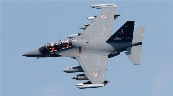 مقاتلة عسكرية روسية (أرشيف)