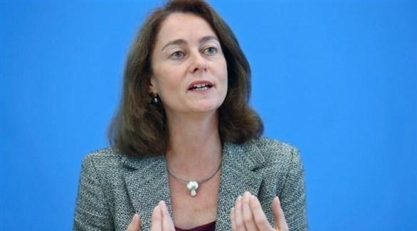 وزيرة العدل الألمانية كاتارينا بارلي (أرشيف)