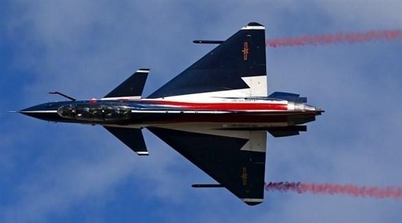إحدى الطائرات المقاتلة (أرشيف)