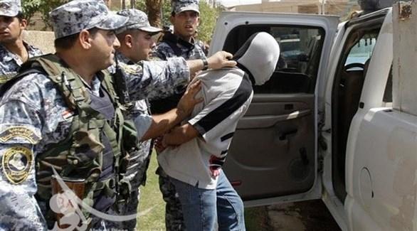 الأمن العراقي يعتقل دواعش في محافظة صلاح الدين (أرشيف)