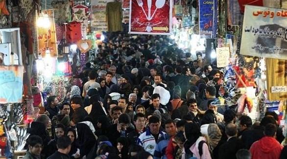 سوق الرضا في طهران (مهرنيوز)