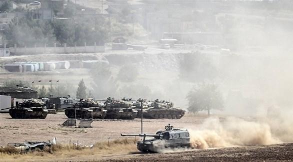 سحب السلاح الثقيل من إدلب (أرشيف)