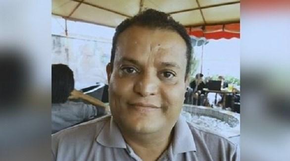 المتحدث باسم البهائيين في اليمن عبدالله العلفي (رووداو)