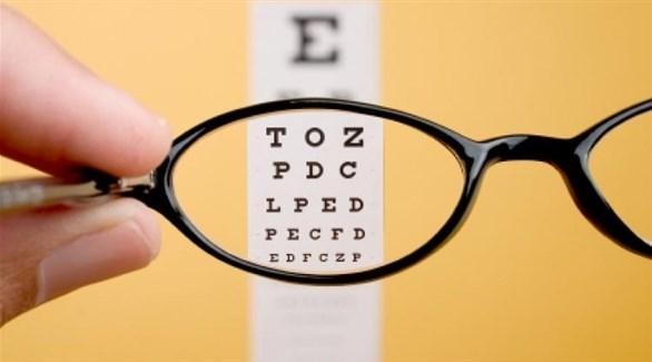 نقص النشاط البدني يضعف البصر (تعبيرية)