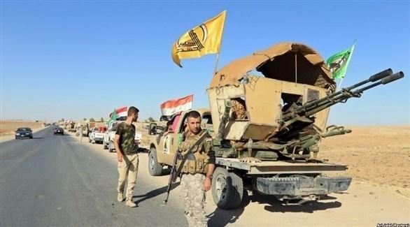 الحشد الشعبي العراقي (أرشيف)
